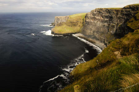 Cliffs of Moher Stockfoto