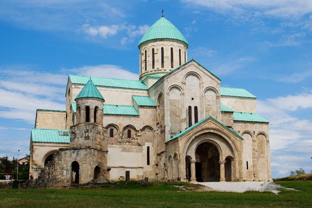 kutaisi: One of the biggest temples in Georgia and one of the most important in its historical role.primary attraction of the city of Kutaisi.