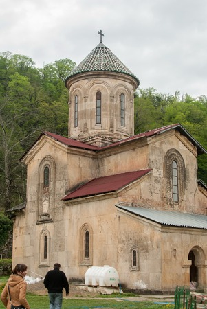 significant: The most significant medieval monastery in Georgia.