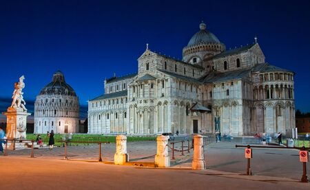 florence: Cathedral of Pisa and Leaning Tower