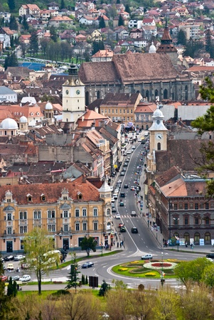 largest: Brasov is a city in Romania and the capital of Brasov County, is the 8th largest Romanian city. Brasov is located in the central part of the country. It is surrounded by the Southern Carpathians, and is part of the Transylvania region.