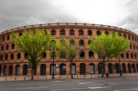The Arena of Valencia, Spain