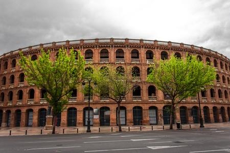 The Arena of Valencia, Spain 免版税图像 - 16225225
