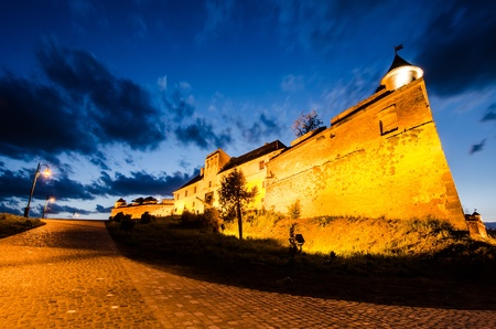 The Citadel is part of Brasov photo