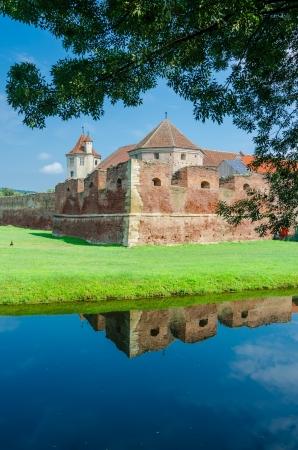 The Fagaras Fortress