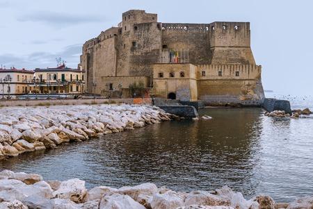 Naples, Italy  免版税图像