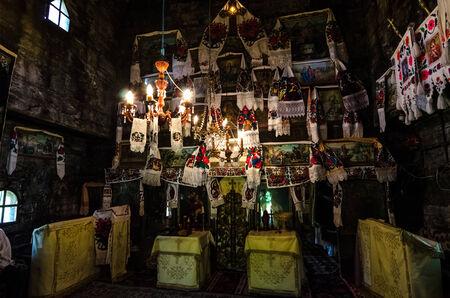 ortodox: Old Ortodox church, Maramures