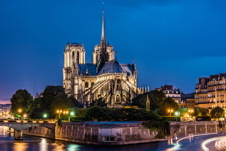 Cathedrale Notre-Dame de Paris photo