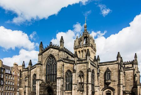St Giles Cathedral, more properly termed the High Kirk of Edinburgh, is the principal place of worship of the Church of Scotland in Edinburgh