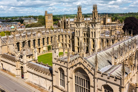 All Souls College, Oxford is a constituent college of the University of Oxford in England.