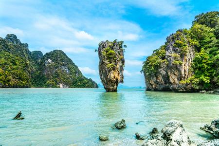 James Bond Island-Koh Tapoo, Phang Nga Bay,Thailand