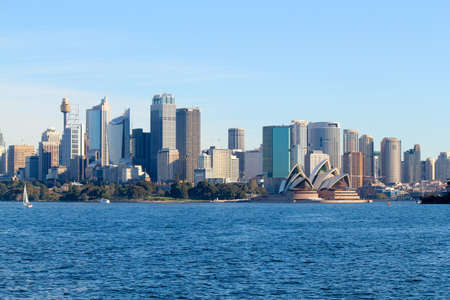 Sydney Harbour and Skyline