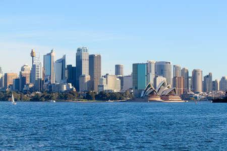 sydney skyline: Sydney Harbour and Skyline