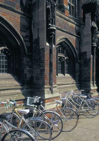 cambridge: bicycles cambridge university