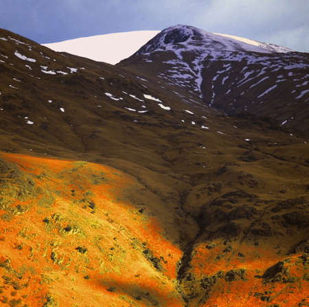 chocolate peak: mountains and fells in the english lake district