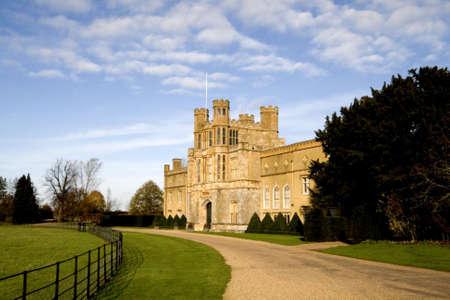 tudor: coughton court english stately home worcestershire midlands england uk
