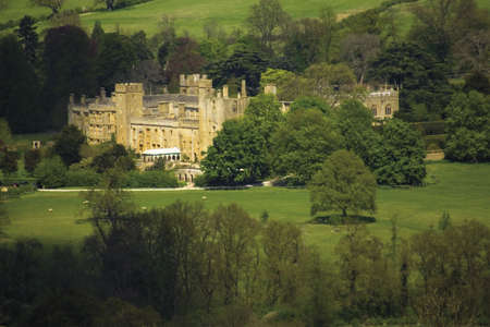 stately home: Winchcombe The Cotswolds Gloucestershire The Midlands England sudeley castle