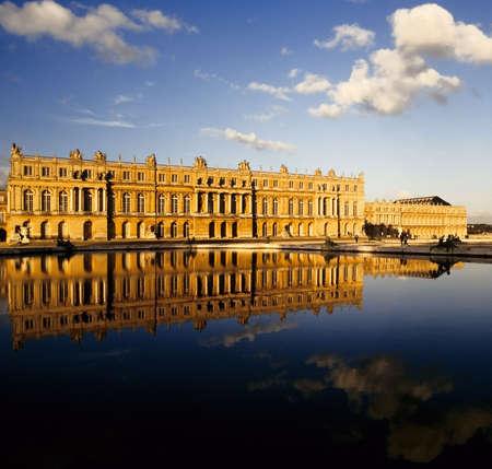 palais palace of versailles paris france europe Stock Photo