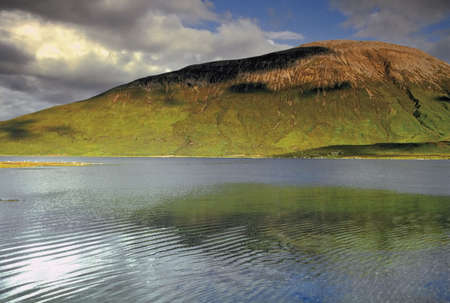 lochs: scotland isle of skye