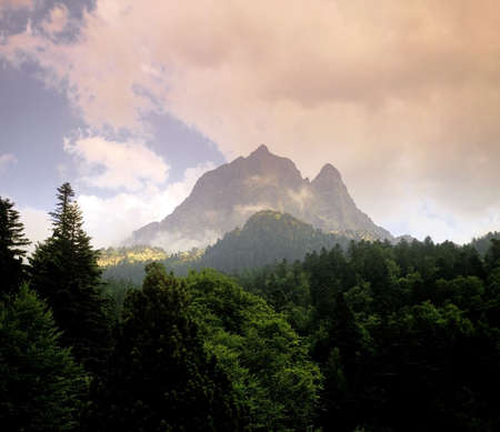 du ร    ก ร: pyrenees mountain pic du midi dossau pyrenees-atlantique