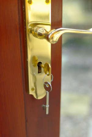 key door