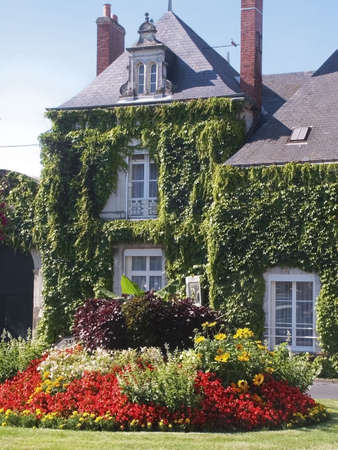 loire: french house loire valley france