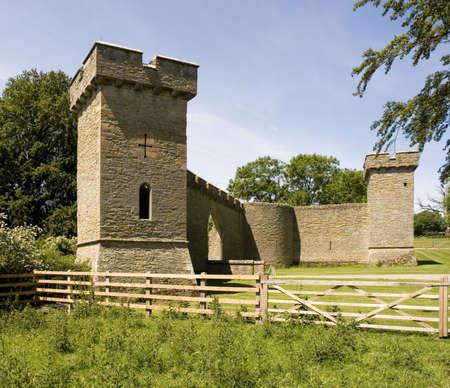 croft: croft castle herefordshire england uk