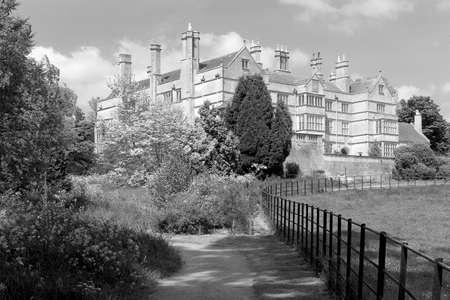 elizabethan: stately home elizabethan mansion