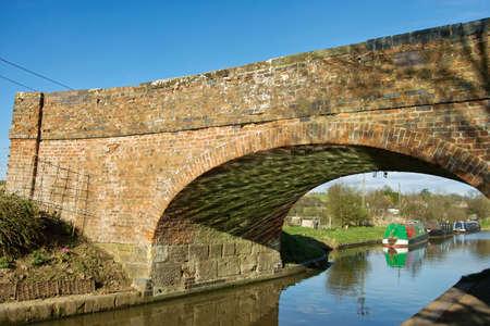 tardebigge: ponte sul canale