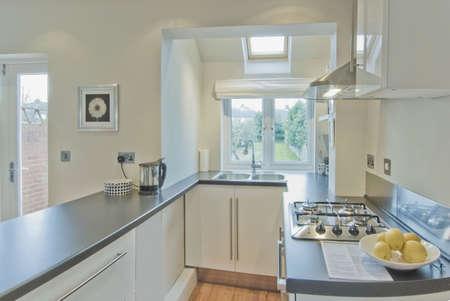 complemento: cocina reci�n restaurada en casa reconstruida