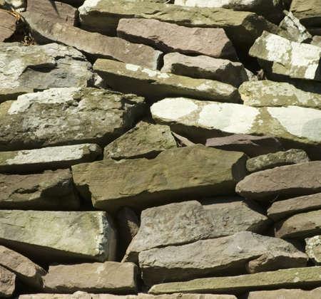 craftsmanship: dry stone wall craft craftsmanship construction boundary old ancient