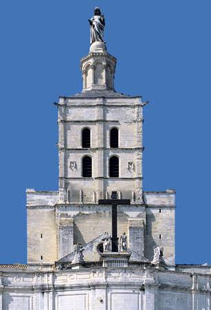 des: palais des papes avignon france