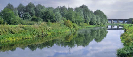 ouse: england home counties bedfordshire the river great ouse