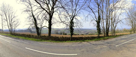 cotswold road  photo