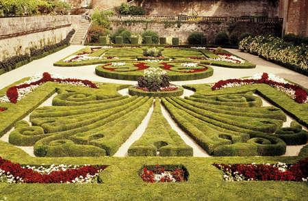midi: France Tarn Albi Gardens Palais de la Berbie Albi Tarn France region tarn midi pyrenees