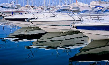 cap dagde marina port herault languedoc-roussillon south of france europe photo