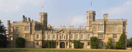 dostojny domu Castle Ashby Northamptonshire midlands england uk Zdjęcie Seryjne