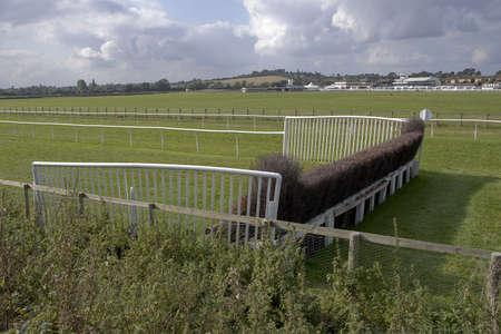 racecourse: racecourse  stratford upon avon warwickshire england uk