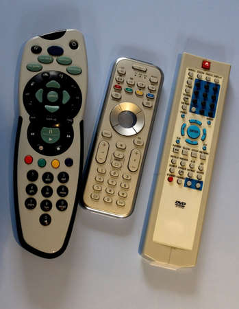 remote control for tv dvd player Stock Photo - 1877154