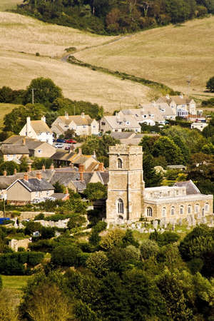 dorset: england dorset abbotsbury village