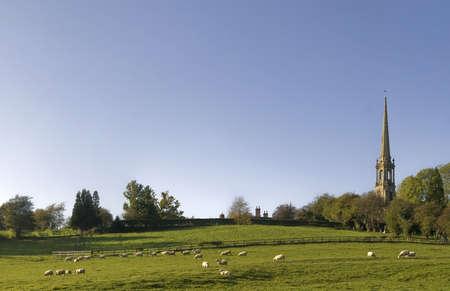 tardebigge: Inghilterra midlands Worcestershire vista dal towpath del Worcester e Birmingham Canal tardebigge volo di serrature