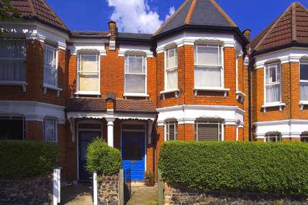 company ownership: edwardian terraced house