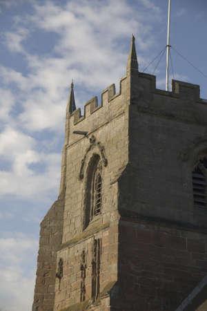 parish: churchbeoley church warwickshire midlands Stock Photo