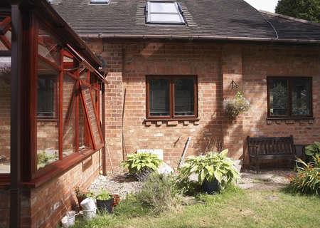 conservatories:    conservatory