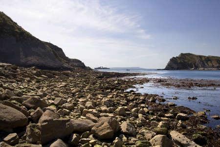 waverley: lulworth cove dorset coast england gb uk