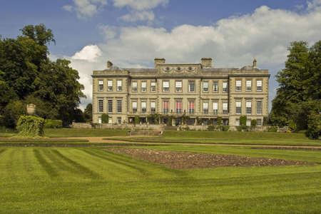 Ragley hall Warwickshire The Midlands England UK Stock Photo