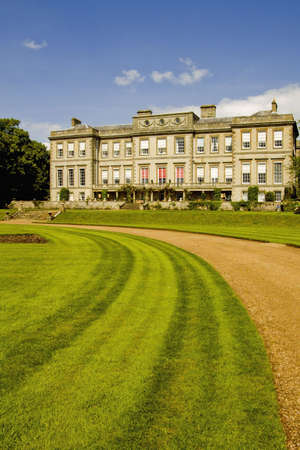 warwickshire: Ragley hall Warwickshire The Midlands England UK Stock Photo