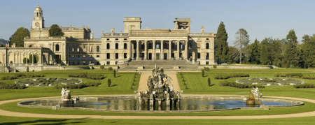 Witley Court Country House Worcestershire Midlands England photo