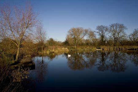 warwickshire: The River avon warwick warwickshire england uk.