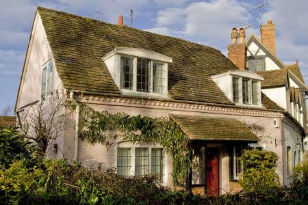 A Cottage garden , the Mill cottage warwick. photo